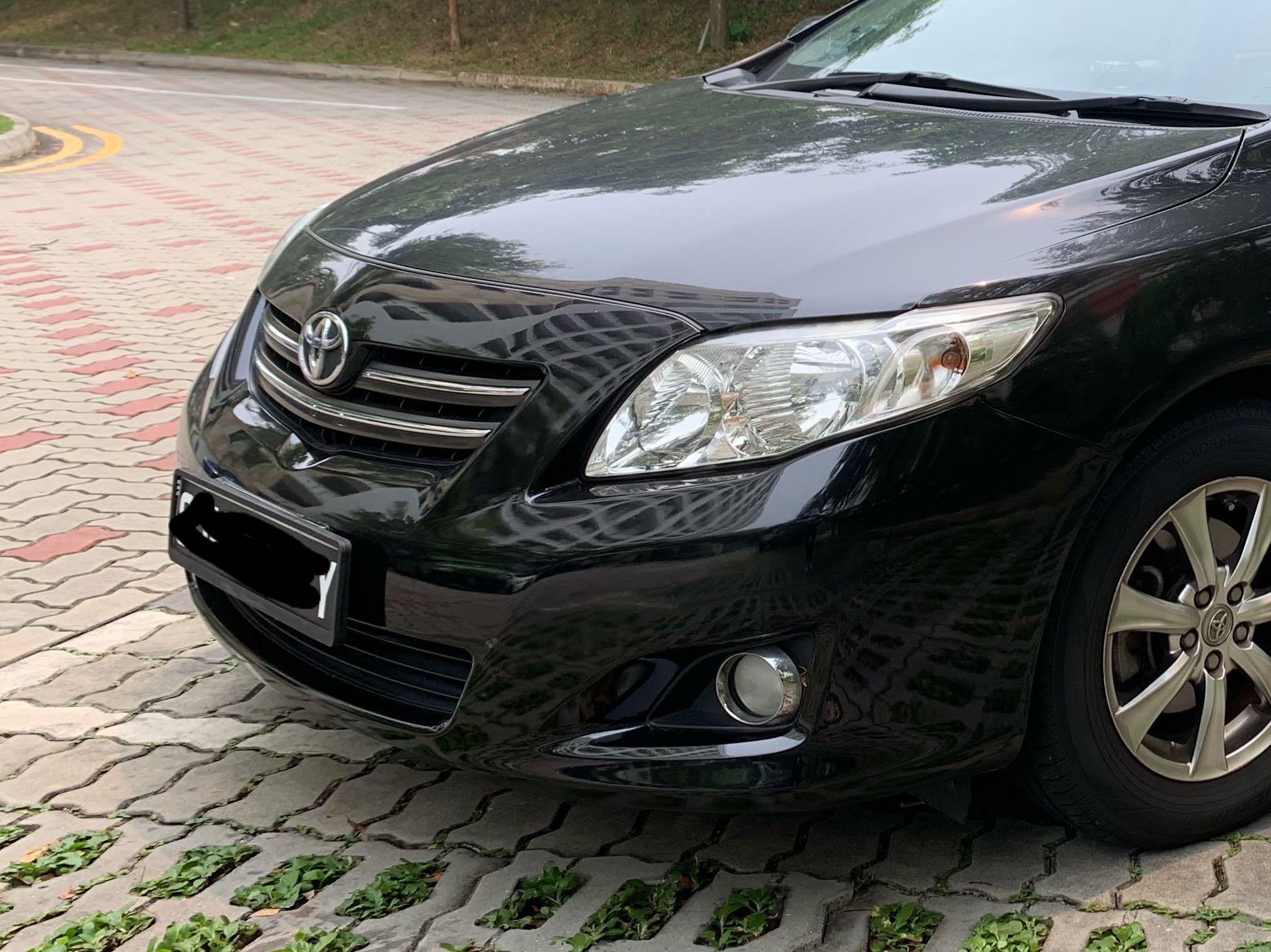 🚘TOYOTA COROLLA ALTIS LX👌🏽 A RIDE FOR THE FAM👨👩👦👦