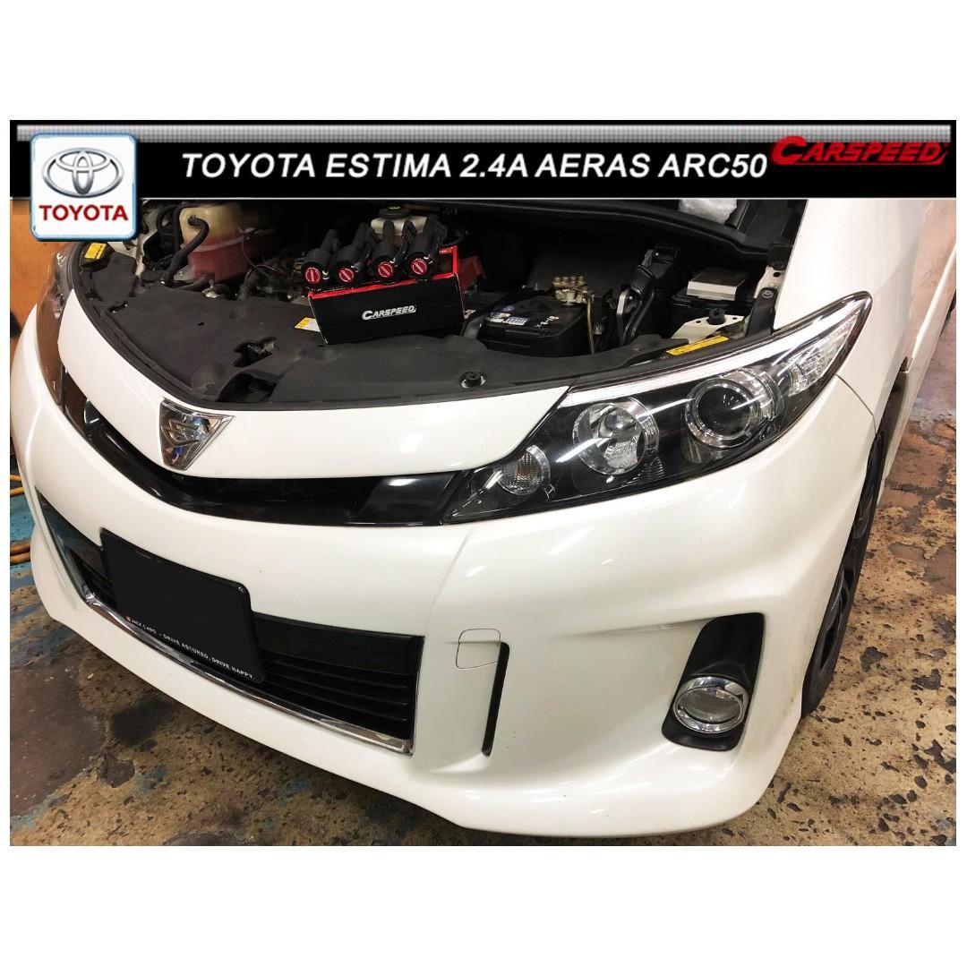 Toyota Estima 2.4A Aeras arc50 ( CARSPEED PRO POWER COIL )