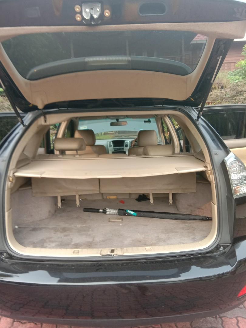 Toyota harrier 2,4G.reg thn 2010..call 01130063458