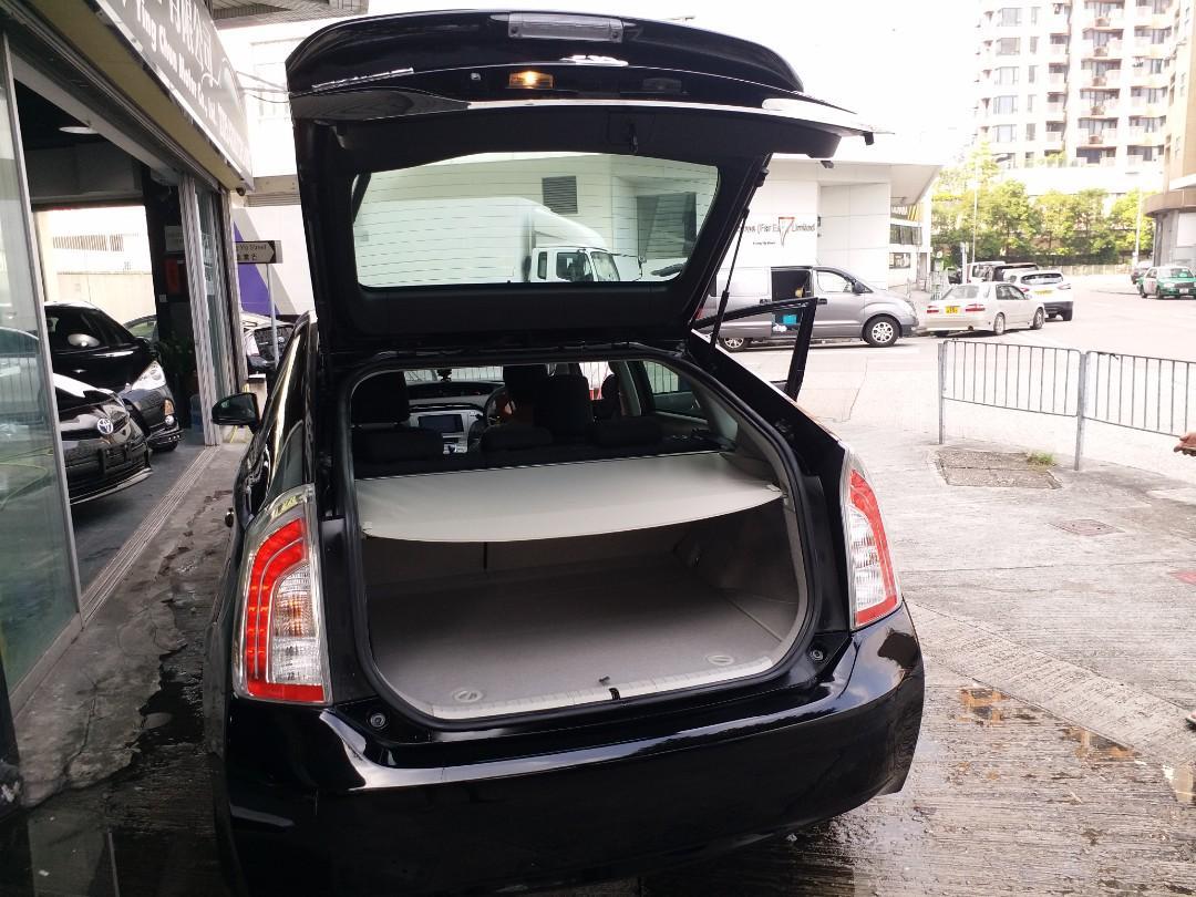 TOYOTA PRIUS 1.8 Hybrid S 2013