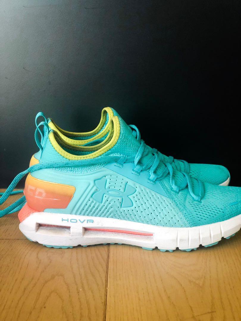 Underarmour Hovr Phantom SE/ RNE Running Shoe (worn once)