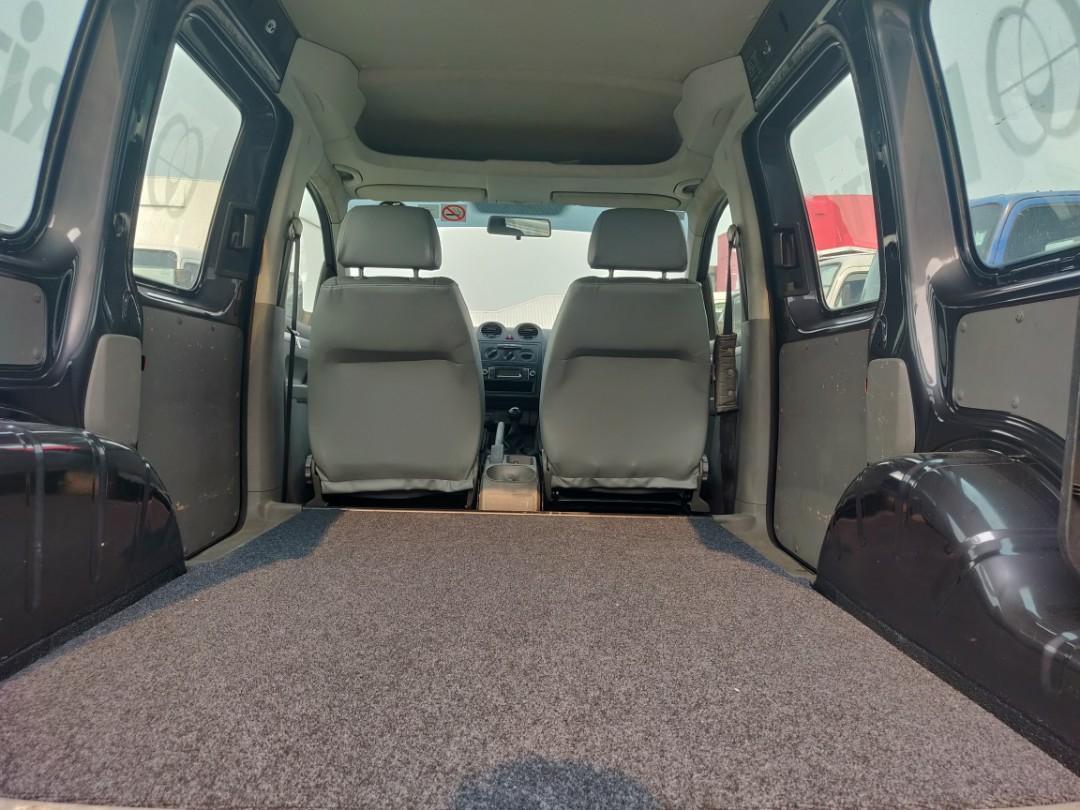 Volkswagen Caddy 2.0M