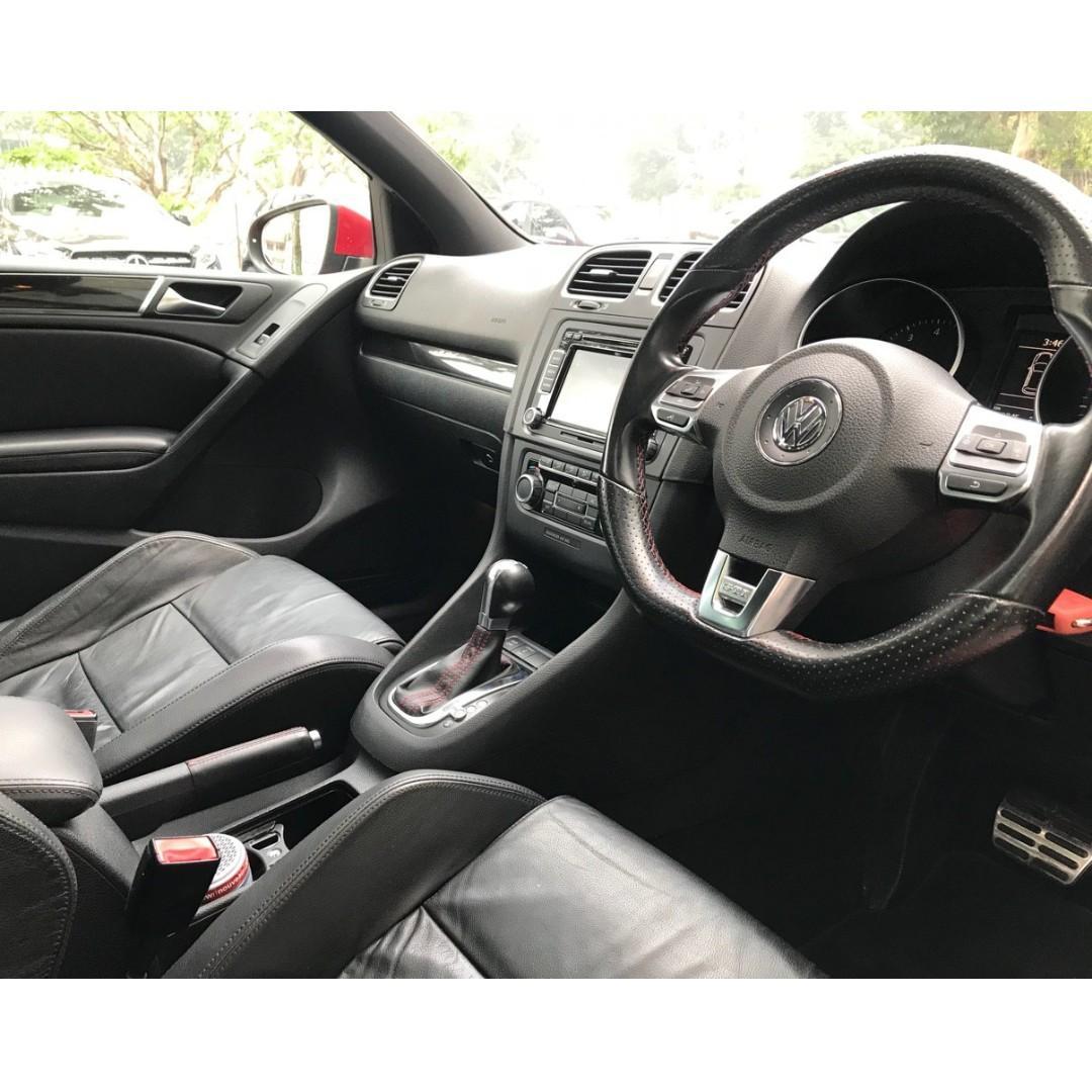 Volkswagen Golf GTI 2.0 TSI DSG 5-Dr Auto