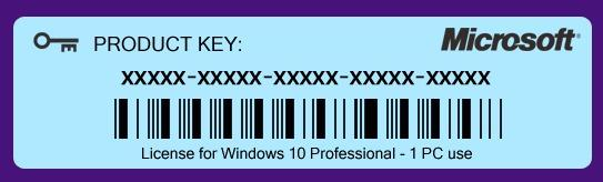 WINDOWS 10 PRO 32 / 64 BIT PROFESSIONAL LICENSE KEY ORIGINAL CODE