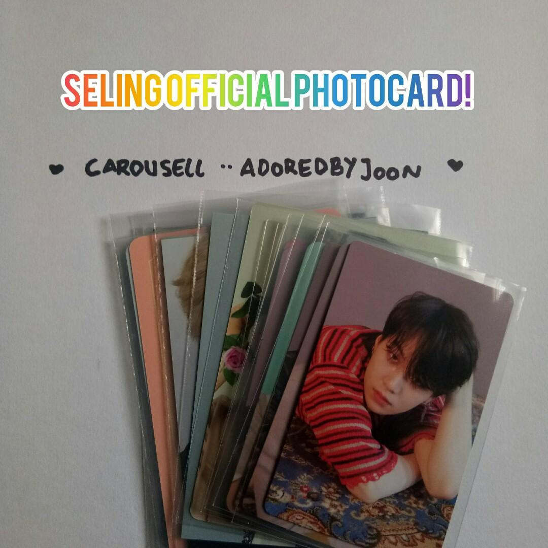 [WTS] BTS Official Album Photocard