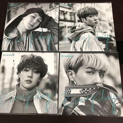 (WTS) WINNER EVERYD4Y Limited Japan Cover
