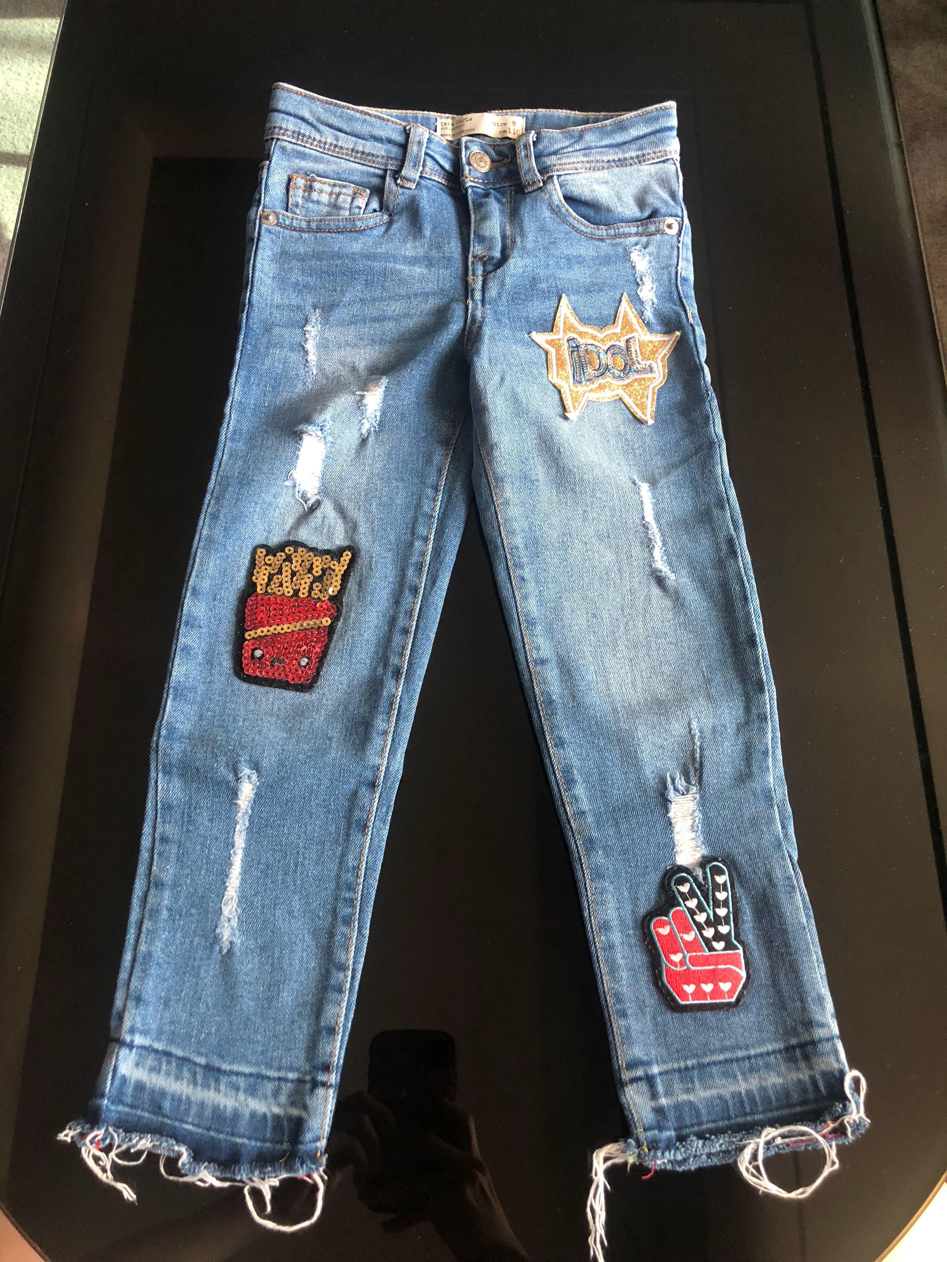Zara jeans 5yrs