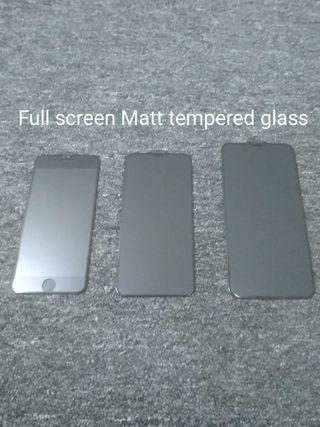 IPhone 11 series full screen tempered glass