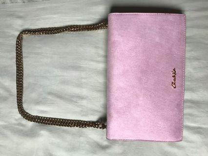 Charles & Keith sling bag / clutch