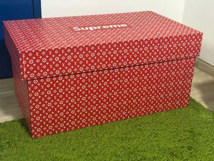 14 pairs Shoes box/kotak kasut