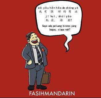 Tuisyen Bahasa Mandarin