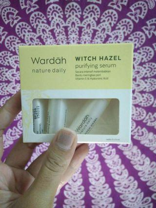 Wardah Witch Hazel serum