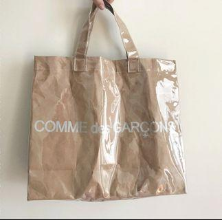 BRAND NEW CDG TOTE BAG