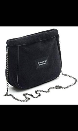 Chanel Fur parfums Sling