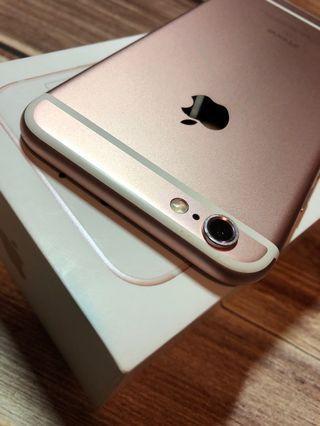 IPhone 6s 64 粉