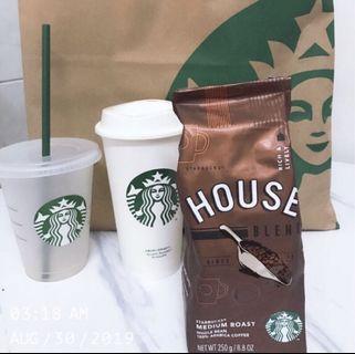 星巴克家常咖啡豆