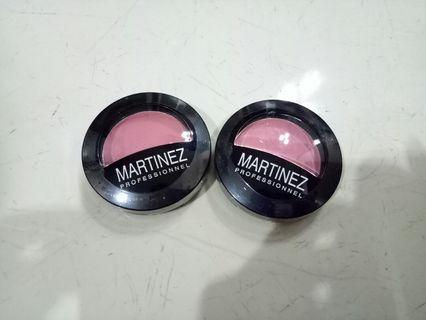 (NEW) Martinez HP Artist Glam Blush On (Rose Temptation 01)