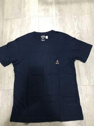 Mickey single pocket shirt