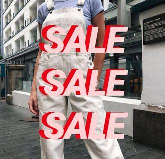 clearance sale!!! * revised ver *