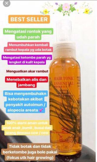 Hair tonic essential YELLOW