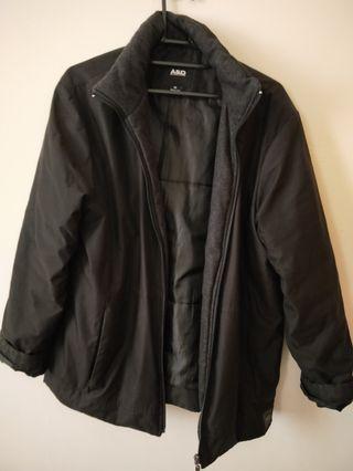 A&D 黑色外套