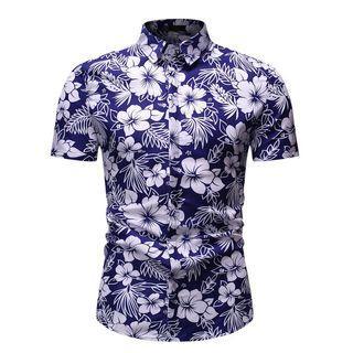 Hawaiian Shirt (Ready Stock)