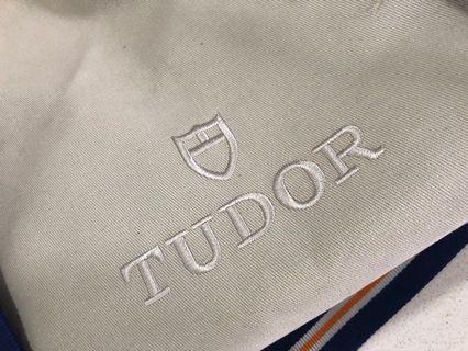 TUDOR luxury duffel bag