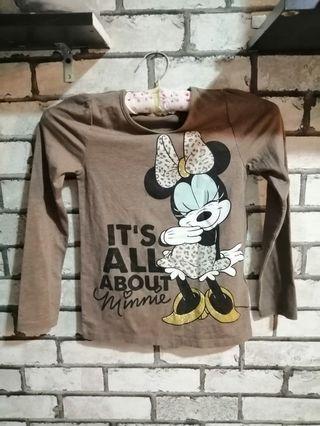 H&M T-shirt Minnie Mouse💕