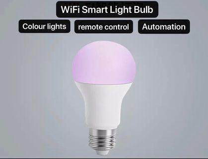 WiFi Smart Light Bulb x 2