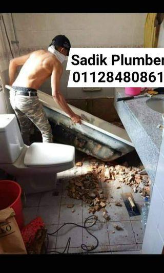Plumber & renovation desa Riya nilai