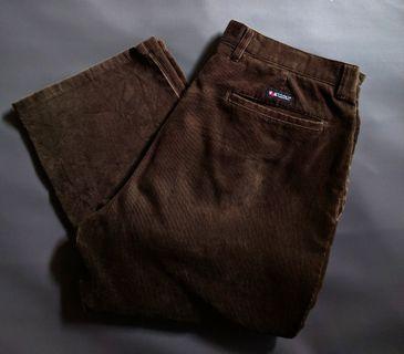 Van Jac Vintage Corduroy Pants