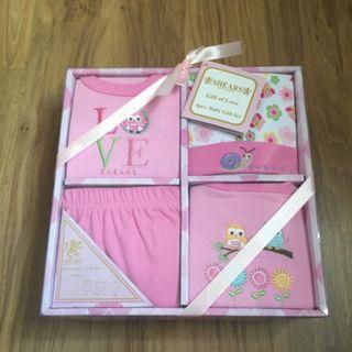 wts Shears Baby Girl Gift Set