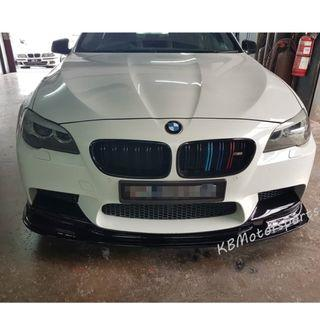 BMW F10 5series Front Bumper Skirt Lip