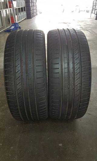 Tyre second
