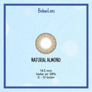 NATURAL ALMOND SOFTLENS