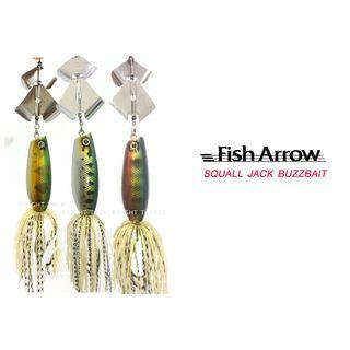 New FishArrow Wooden Buzzbait Set (Pre-Book Now)