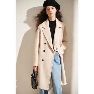 BN authentic Theory wool coat