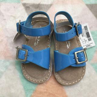 NEXT Blue Sandal