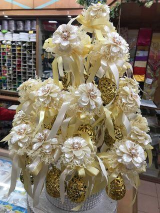 Bunga Pahar Crystal on Promo