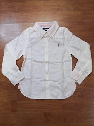 White Shirt for Girls (with minor defect)