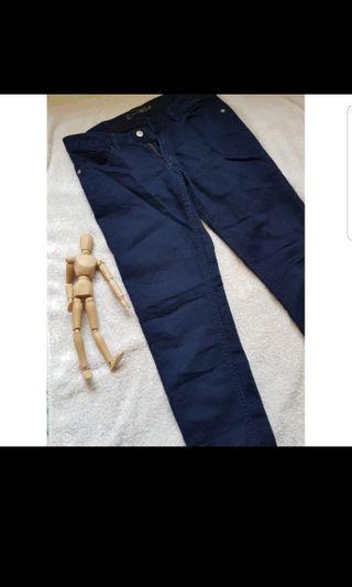 H:connect 深藍長褲