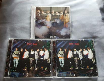 [FREE] MONSTA X SHOOT OUT & ALLIGATOR CD