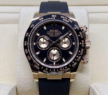 Rolex Daytona 116515LN Black