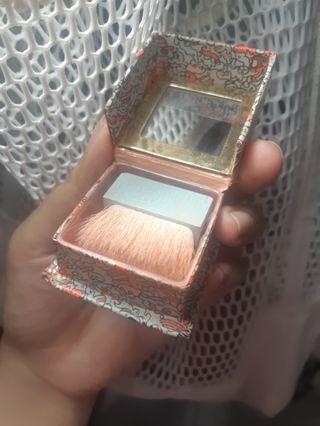 Benefit blush travel size