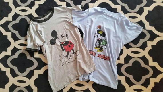 Vintage mickey&minnie