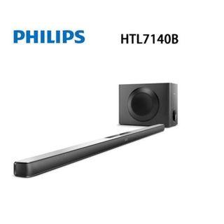 Philips 喇叭/音響/家庭劇院(HTL7140B)