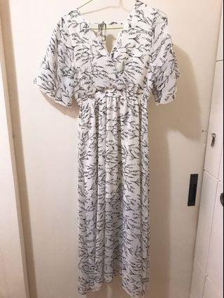 全新✨南洋風洋裝