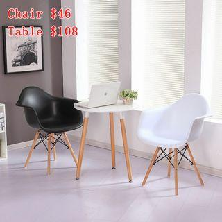 BN Eames chair/Study chair/Dining chair/ Office Chair/309