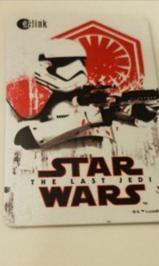 Star wars ezlink card