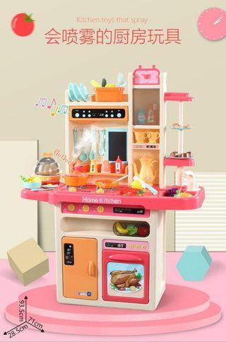 Kitchen set kid dapuran anak